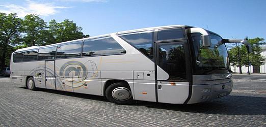 Mercedes Benz O350